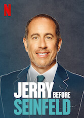 Search netflix Jerry Before Seinfeld