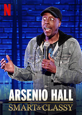 Search netflix Arsenio Hall: Smart and Classy