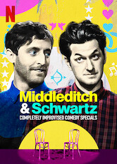 Search netflix Middleditch and Schwartz