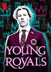 Search netflix Young Royals