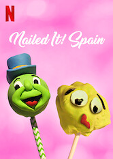 Search netflix Nailed It! Spain