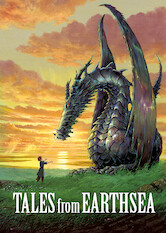 Search netflix Tales from Earthsea
