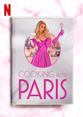 Search netflix Cooking With Paris