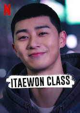 Search netflix Itaewon Class