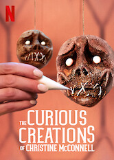 Search netflix The Curious Creations of Christine McConnell