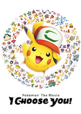 Search netflix Pokémon the Movie: I Choose You!
