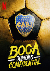Search netflix Boca Juniors Confidential