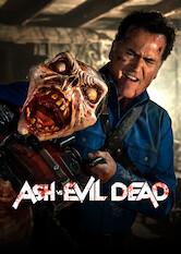 Search netflix Ash vs. Evil Dead