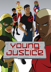 Search netflix Young Justice