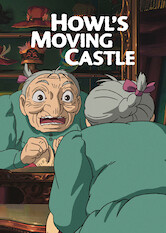 Search netflix Howl's Moving Castle