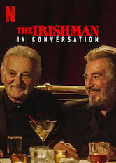 Search netflix The Irishman: In Conversation