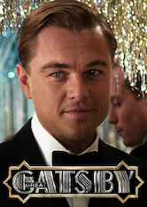 Search netflix The Great Gatsby