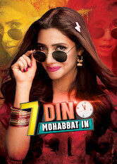 Search netflix 7 Din Mohabbat In