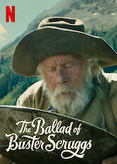 Search netflix The Ballad of Buster Scruggs