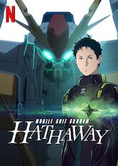 Search netflix Mobile Suit Gundam Hathaway