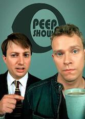 Search netflix Peep Show