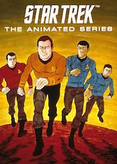 Search netflix Star Trek: The Animated Series