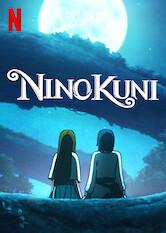 Search netflix NiNoKuni