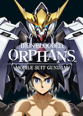 Search netflix Mobile Suit Gundam: Iron-Blooded Orphans