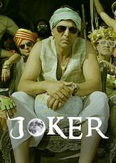Search netflix Joker
