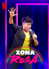 Search netflix Zona Rosa