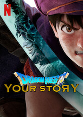 Search netflix Dragon Quest Your Story