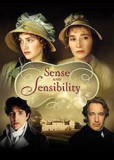 Search netflix Sense and Sensibility