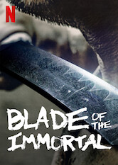 Search netflix Blade of the Immortal