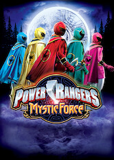 Search netflix Power Rangers Mystic Force