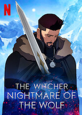 Search netflix The Witcher: Nightmare of the Wolf
