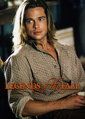 Search netflix Legends of the Fall