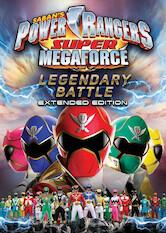 Search netflix Power Rangers Super Megaforce: The Legendary Battle (Extended)