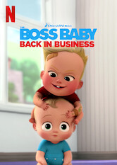 Search netflix The Boss Baby: Back in Business